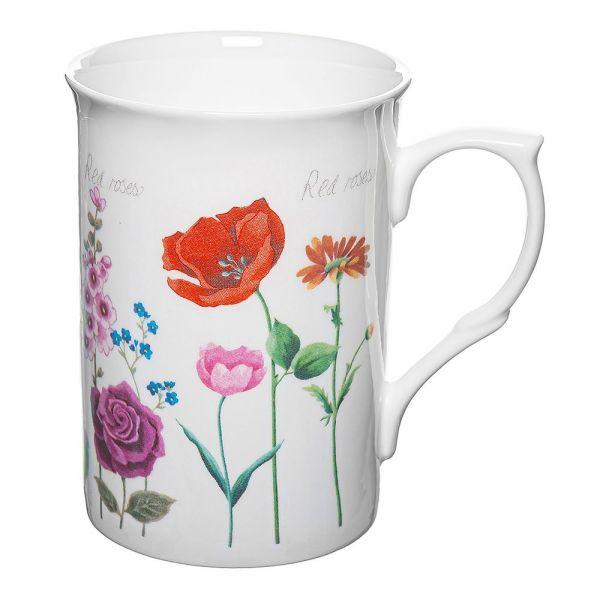 Кружка Полевые цветы Rose of England BUX.GD.3