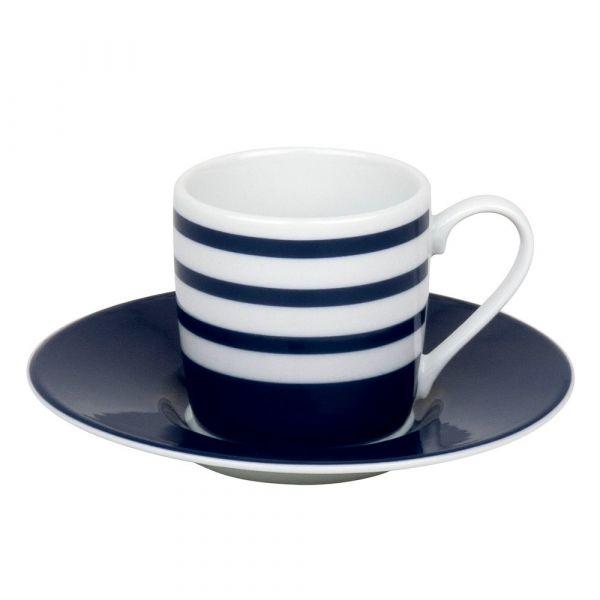 Кофейная пара эспрессо 'Marini?re bleu' Koenitz 11 5 053 2261