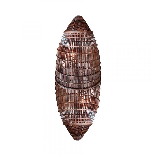 Декоративный кокон (набор 2шт), ROOMERS, CONEBASKET