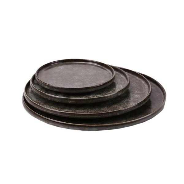 Тарелка, ROOMERS TABLEWARE, E673-P-08039/10.5