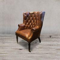 Кресло Эдвард ROOMERS, C0061-1D/cigar B#11