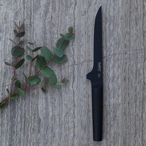 Нож для выемки костей 15 см BergHOFF Ron (черный) 8500548