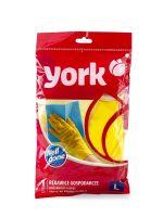 Перчатки YORK резиновые G92010-1