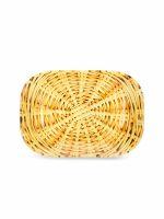 Тарелка для хлеба SHELLEY РУССКИЙ ДАР 25x17 см GC19401