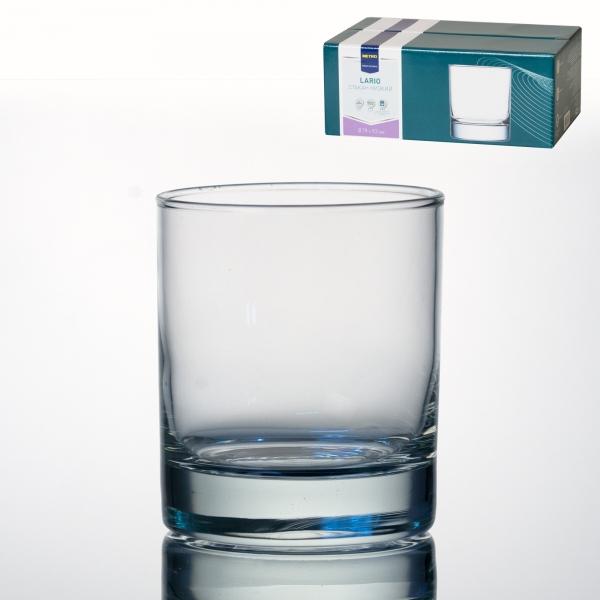 Набор стаканов ЛАРИО 300мл низкие 6шт METRO PROFESSIONAL N7637