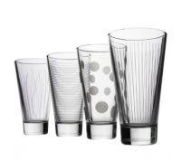 Набор стаканов ЛАУНЖ КЛАБ 350мл 4шт высокие Luminarc P2833