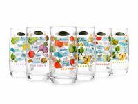 Набор стаканов LUMINARC СМУЗИ 6 шт 350 мл высокие P7794