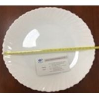 Тарелка обеденная ALLETTANTE 24см YUEFENG YF0001