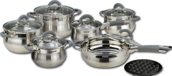 Набор посуды Vitesse 13 предметов VS-2040