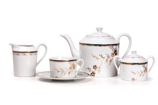 Сервиз чайный La Rose des Sables Zen Belle Epoque 15 предметов 839510 2130