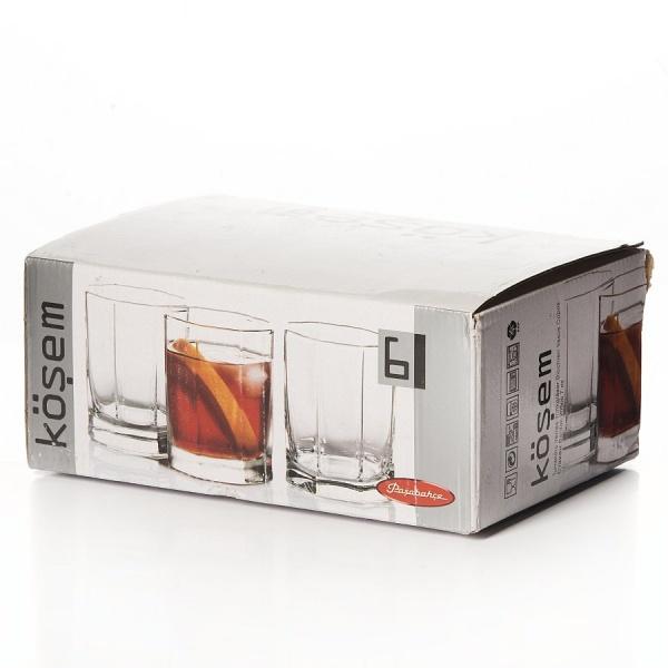 Набор стаканов KOSEM 6 шт. 210 мл (сок)