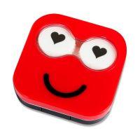 Набор для контактных линз Emoji красный 26345 Balvi