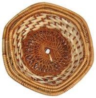 Набор плетеных корзин DOMMIX 3 шт 22x22x7 см OW029/272