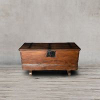 Сундук Провинциал 18 век ROOMERS ANTIQUE, AW-PROVINCIAL TRUNK