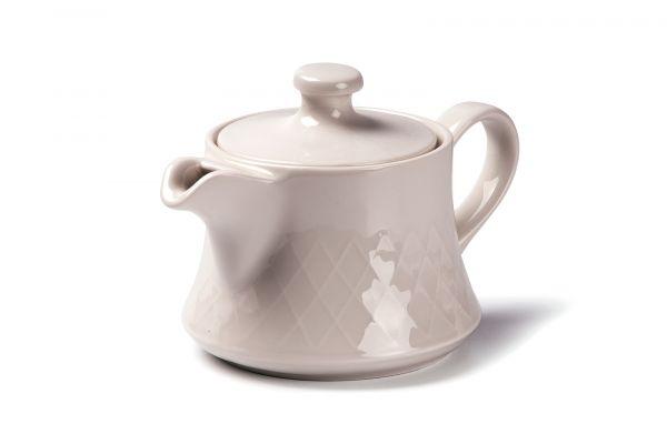 Чайник 700 мл, Tunisie Porcelaine, серия GRAND SIECLE