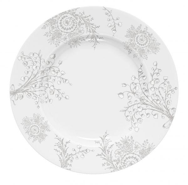 Тарелка обеденная LUCKY CHARM 27см