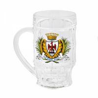 Кружка для пива МЮНХЕН декорированная 500 мл