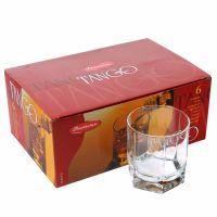 Набор стаканов для виски ТАНГО 323мл 6шт низкие