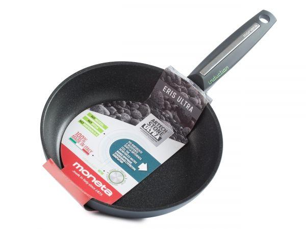 Сковорода MONETA Eris 24 см индукция M2590124
