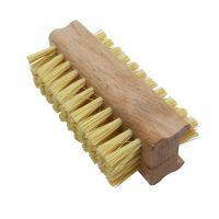 Щетка деревянная двусторонняя для рук