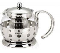 Чайник заварочный с фильтром 700 мл Vitesse VS-8318