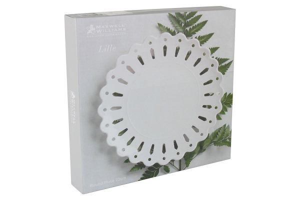 Тарелка Лилия в подарочной упаковке, малая, MW580-AY0044