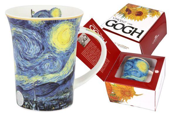 Кружка Звёздная ночь (В. Ван Гог), CAR2-830-8115