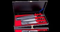 Набор кухонных ножей Tojiro Western Knife 3 шт DP-GIFTSET-A