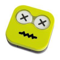 Набор для контактных линз Emoji зеленый 26344 Balvi