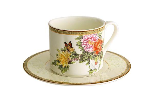 Чашка с блюдцем Японский сад, IM15018E-1730AL