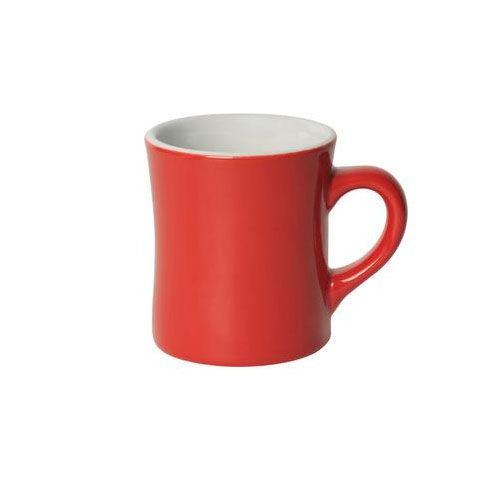 Кружка LOVERAMICS 250 мл цвет красный C098-103BRE