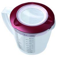 Кувшин для смешивания Westmark Baking 1,4 л с крышками цвет красный 3105227R