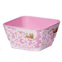 Салатник «Дольче Вита» 1 л без крышки цвет розовый M3599