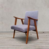 Кресло Тайлер SE-20012-1-OAK/FB-193