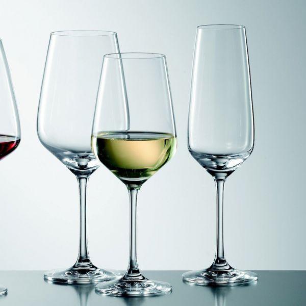 Набор бокалов для белого вина, 355 мл, 6 штук, серия Taste, SCHOTT ZWIESEL
