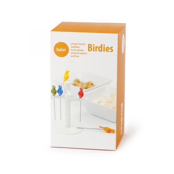 Шпажки для закусок Birdies 6шт. 24807 Balvi