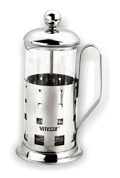 Кофеварка «френч-пресс» Vitesse 600 мл 542 г VS-1925