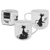 Кружка Carmani «Crazy Cats. Кошка с котятами» CAR2-017-2010