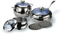 Набор посуды из 8 предметов (Liane) Vitesse VS-1011