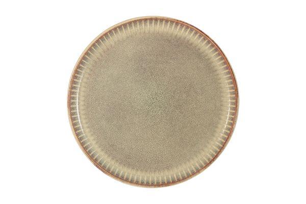 Тарелка закусочная Comet (песочный) в индивидуальной упаковке, JV-HL864620-BR