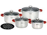 Набор посуды Vitesse 9 предметов VS-9017