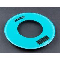 Весы кухонные ZANUSSI Bologna цвет голубой ZSE21221FF