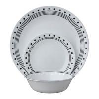 Набор посуды CORELLE City Block 12 предметов 1118130