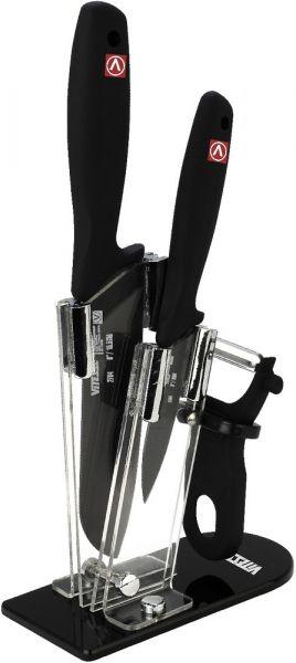 Набор ножей Vitesse Legend из 4-х предметов VS-2704