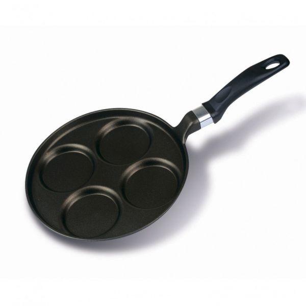 Литая сковорода для оладий Risoli Saporella 25 см, 00106M/25T00