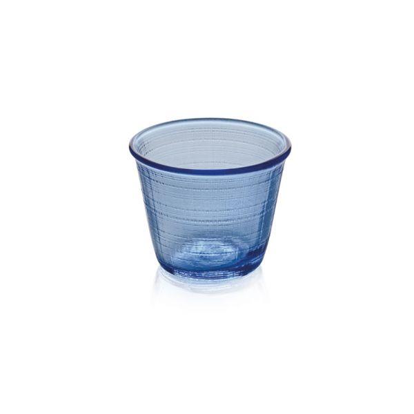 Стакан IVV DENIM 80 мл цвет синий 7704.2