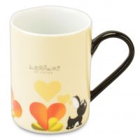 Набор кружек 300 мл (желтые) BergHOFF Lover by Lover 2 шт 3800012