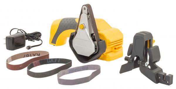 Электрическая точилка для ножей Smith's 51019 на аккумуляторах