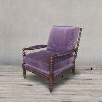Кресло Сезар ROOMERS, C0211-1D/AR108-14