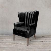 Кресло 1103B/black B#76